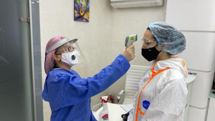 Как клиника работает в период режима самоизоляции по коронавирусу (COVID-19)